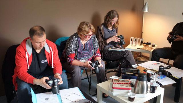 Cours de photographie :  débutants - théorie photo