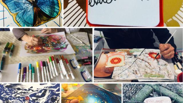 Atelier: libérer votre flow créatif - adultes