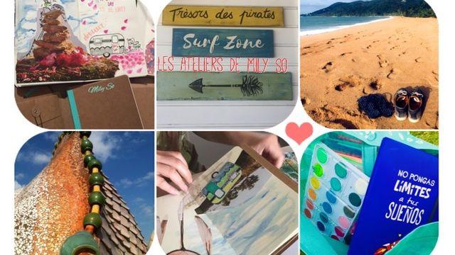 art journaling : pour se ressourcer sans voyager