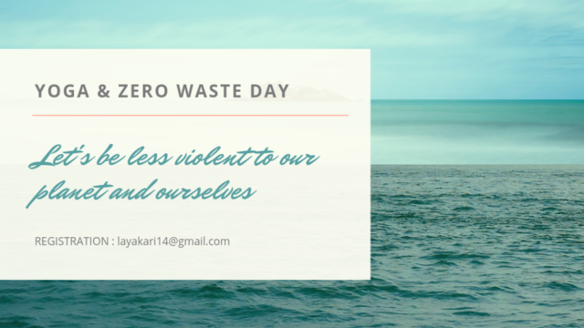 Yoga & zero waste