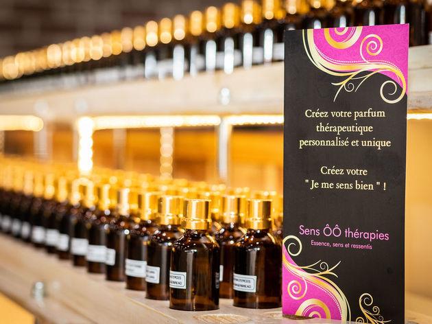 Atelier Création d'un Parfum Soliflore à l' Aveugle !