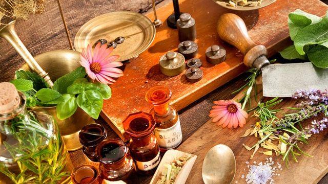Naturopathie et remèdes familiaux