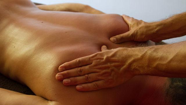 Atelier d'initiation au massage du dos