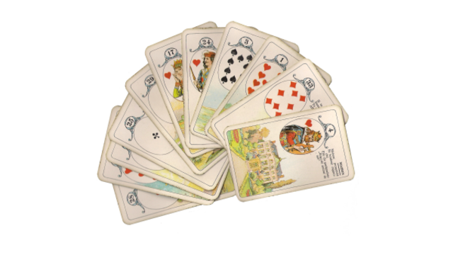 Comment tirer les cartes du Petit Lenormand  ?