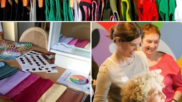Atelier Conseil en Image : découvrez vos couleurs