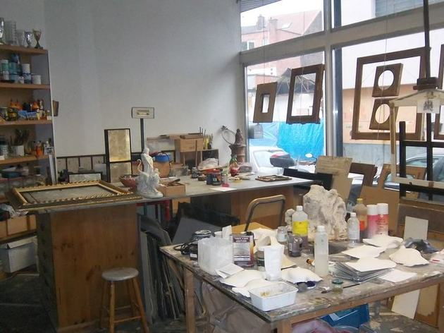 restauration cadres anciens et dorure atelier restauration et r cup ration par henri bolssens. Black Bedroom Furniture Sets. Home Design Ideas