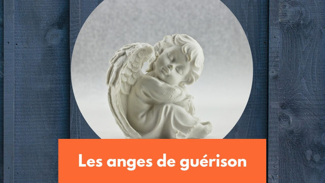 Atelier les Anges de guérison