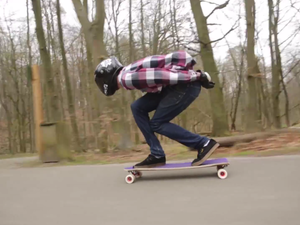 Longboard, mobilité verte