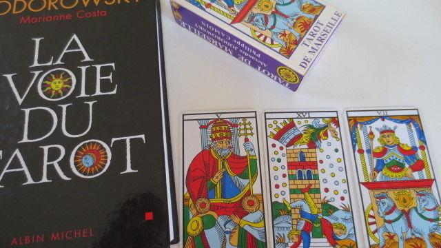 Initiation au Tarot de Marseille en 8 soirées