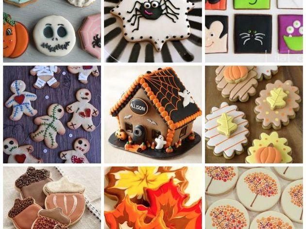 Decoration De Biscuits Au Royal Icing Atelier Cake Design Par L