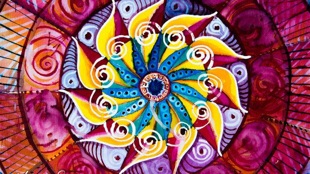 Un MANDALA pour libérer votre créativité intuitive!