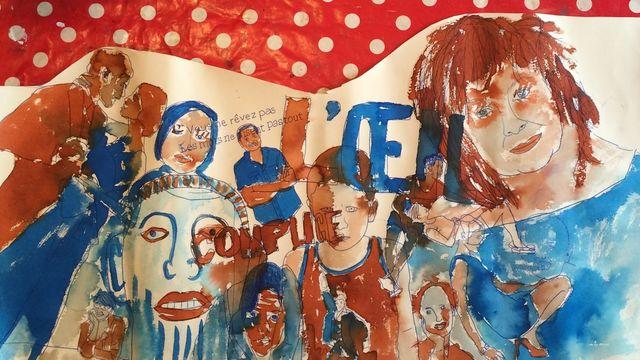 Mine de rien, atelier d'expression libre et créative