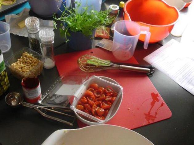Afterwork cuisine du monde atelier cuisine du monde par for Smartbox cuisine du monde