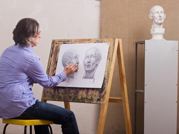 technique de dessin portrait pdf