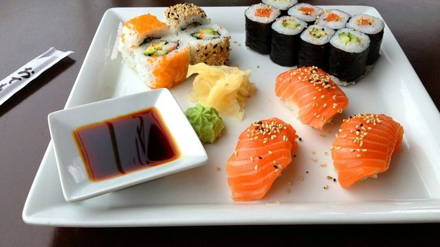 Sushis, Makis & compagnie