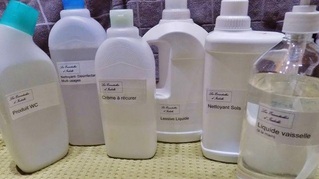 Aroma : Produits d'entretien pour la maison