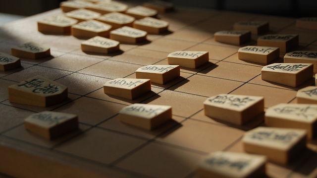 Le shôgi ou l'art des jeux d'échecs japonais