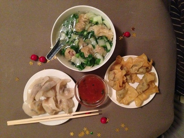 Dimsum soupe de wonton raviolis chinoise atelier for Apprendre cuisine chinoise