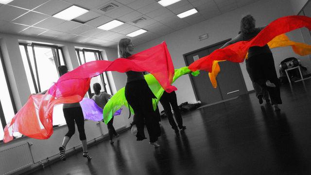 Exploration corporelle, mouvement, expression et danse