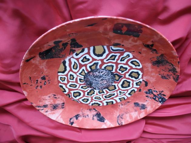 A la découverte de la peinture sur porcelaine !