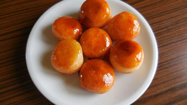 BANH CAM (Pâtisserie traditionnelle Vietnamienne)