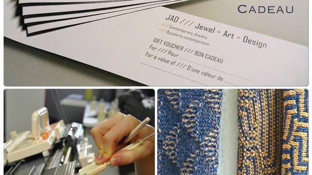 Chèque cadeau /// Atelier Tricot Machine Manuelle