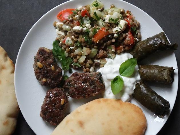 Cuisine grecque atelier cuisine du monde par la passion for Cuisine grecque