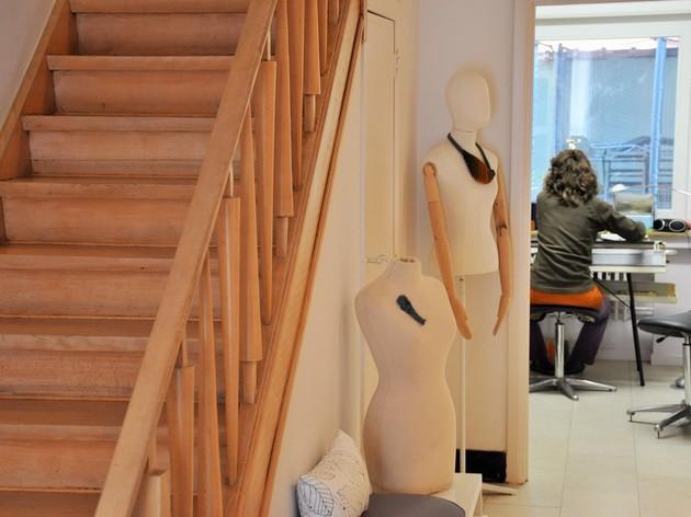 Portes ouvertes atelier tricot machine manuelle - Atelier chardon savard portes ouvertes ...