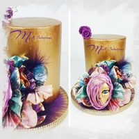 Atelier Cake Design Nancy : Atelier CARNAVAL, atelier Cake design par Madl Creations
