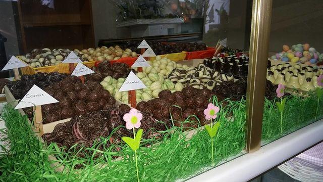 Atelier chocolaterie spécial Pâques / ADULTES