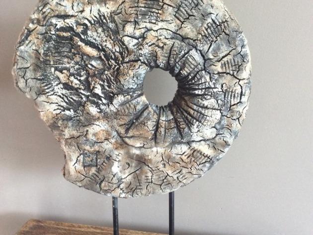 roue effet bois br l atelier sculpture et poterie par sophie. Black Bedroom Furniture Sets. Home Design Ideas