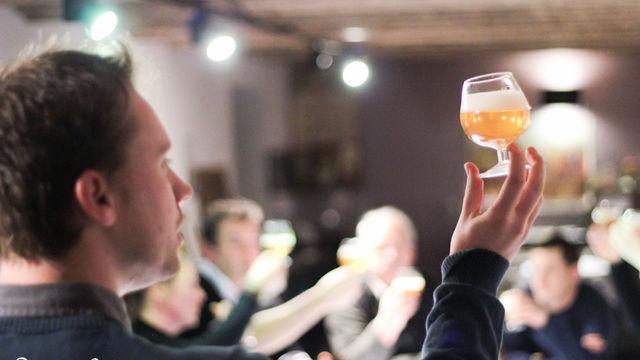 Initiation à la zythologie et dégustation de bières