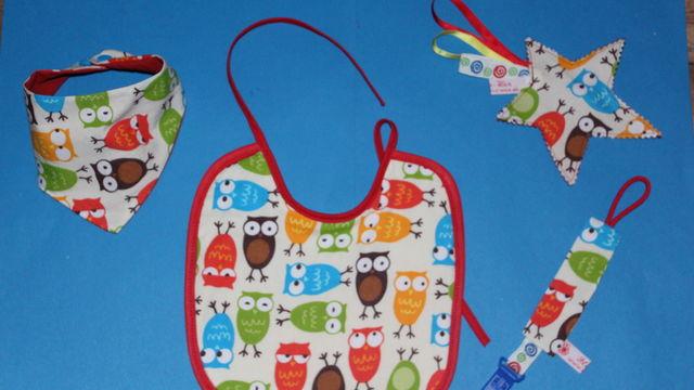 cours de couture pour débutant: le trousseau pour bébé