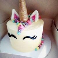 Cake design / Licorne, atelier Cake design par Milypat