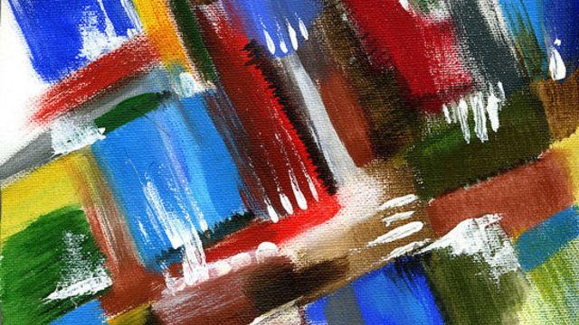 S'exprimer en peinture abstraite