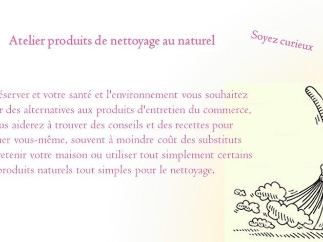 fabriquer ses produits de nettoyage atelier aromath rapie par dominique prime. Black Bedroom Furniture Sets. Home Design Ideas