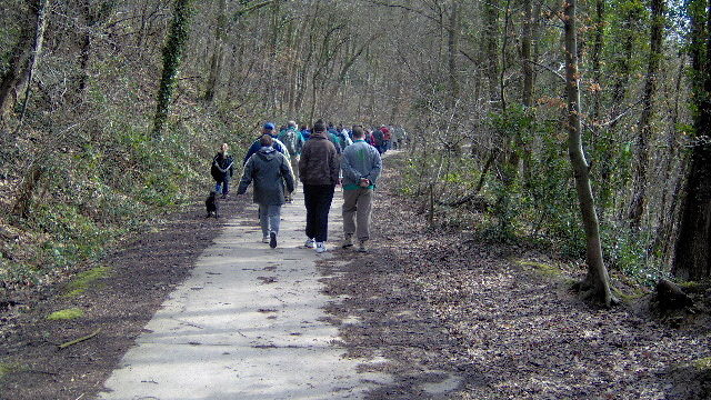 Découverte de la randonnée pédestre à Seraing