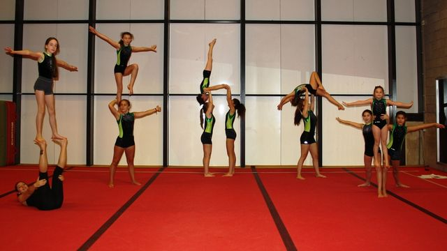 Stage de Gymnastique Artistique & Acrobatique