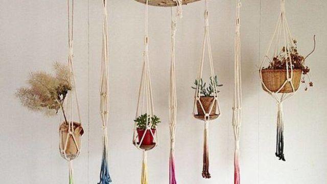 Atelier Macramé & Teinture Naturelle