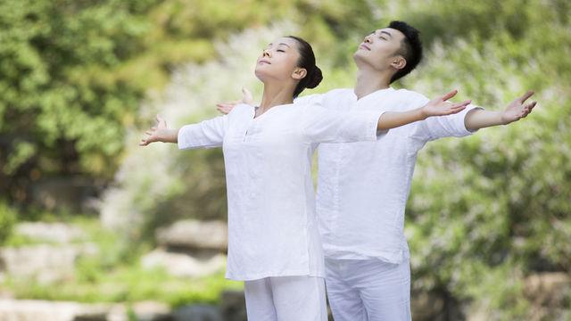 Cours de Qi Gong d'été