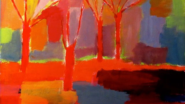 couleur, matière... j'ose créer