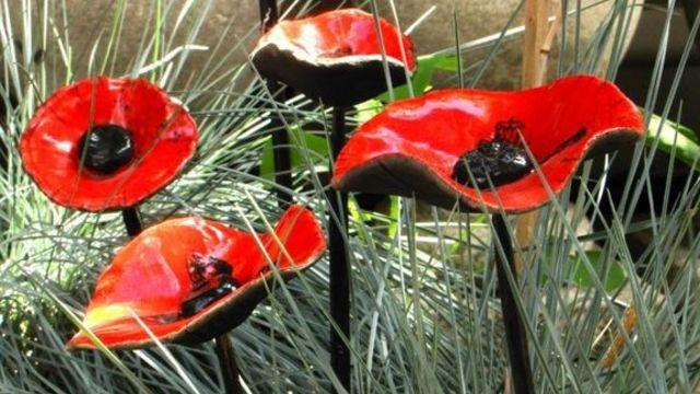 Céramique - Si les fleurs m'étaient contées...