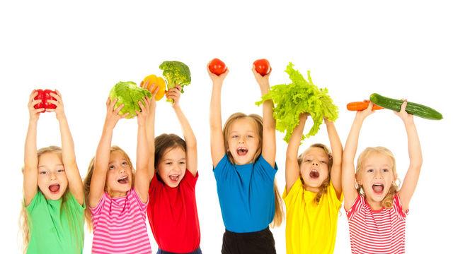 Atelier d'éducation nutritionnelle pour enfants
