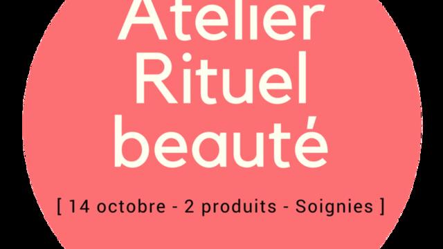"""Atelier DIY """"Lait démaquillant + gommage"""""""