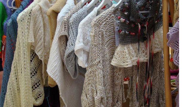Initiation tricot  Débutante