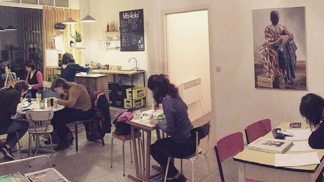 Peinture et Dessin/Atelier