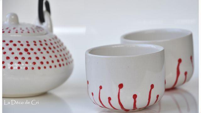 Atelier créatif: Customisation deco Mugs