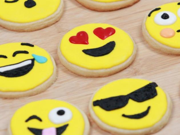 Enfants / Biscuits Emojis