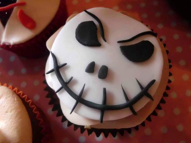 Enfants / Gourmandises d'Halloween
