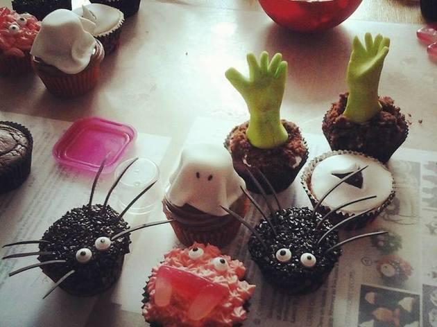 Duo / Cupcakes d'halloween